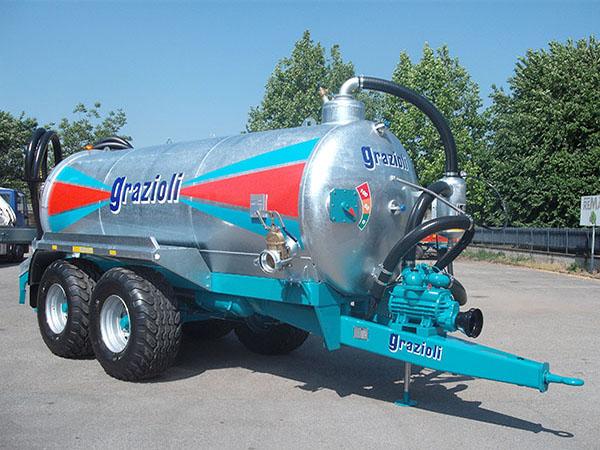 液態肥罐車