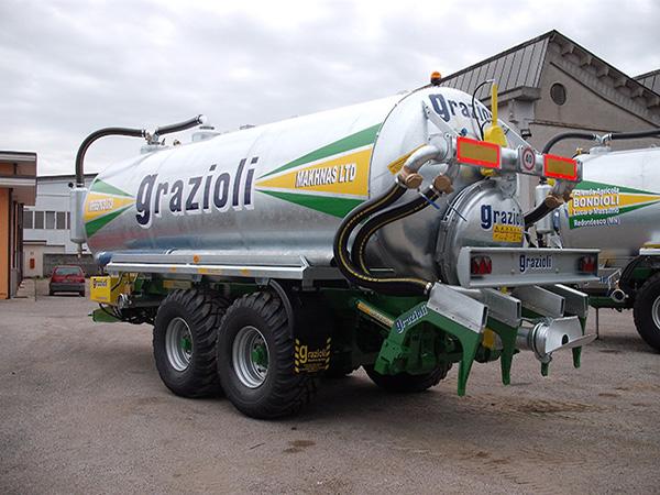 液態肥罐車II